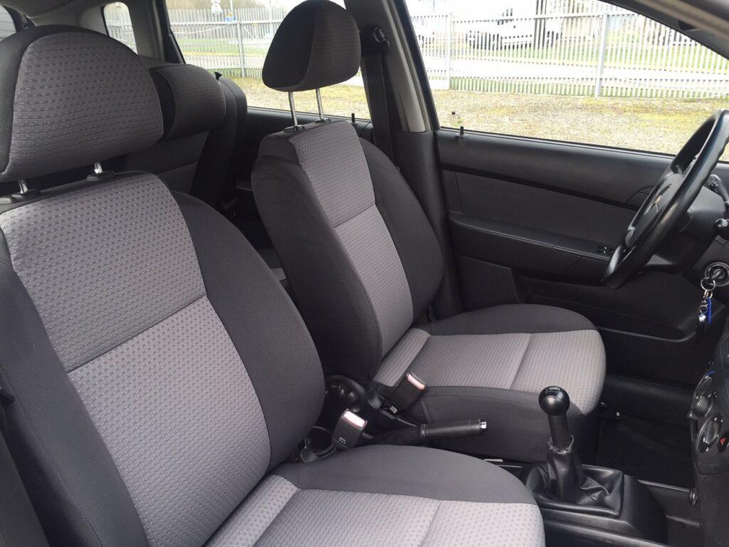 5 Drzwiowy Chevrolet Aveo Hatchback model T250 LIFT 1.2 16v 84KM